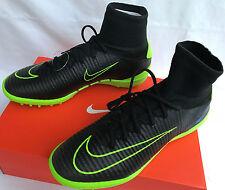 Nike MercurialX Proximo II TF 831977-034 Black Turf Soccer Boots Shoes Men's 9.5