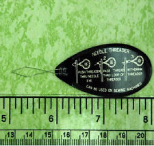 10 All NEEDLE THREADER INSERTER WIRE BOW TYPE strong