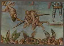 ORVIETO. Duomo. Cappella San Brizio. Luca Signorelli Postcard Unused ART L.31