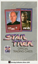 1991 Star Trek 25th Anniversary Trading cards Series 1 Factory Box (36) (Impel)