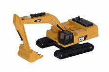 Toy State Caterpillar CAT Metal Machines 390D Excavator Diecast Vehicle
