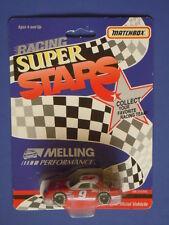 Matchbox 1992 RACING SUPER STARS #9 MELLING PERFORMANCE Diecast_MB212_MOC
