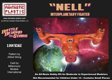"Nell Interplanetary Fighter from ""Battle Beyond the Stars"" (1980) 1:144 Resin"