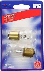 Wagner BP93 Engine Compartment Light Bulb