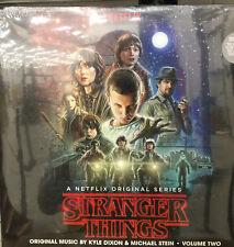 Kyle Dixon, Michael Stein  –   Stranger Things - Volume Two Coloured Vinyl 2LP