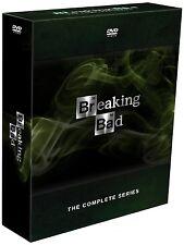 Breaking Bad Complete Series (Seasons 1-5) DVD Set 21 Discs BRAND NEW Sealed!!