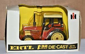 Vintage IH ERTL 1/32 Diecast Metal, FWD 784 Tractor Sealed In Original Box