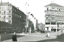 Ancienne photo-AK, Karl-Marx-Stadt (Chemnitz), 31 branchement des ponts-dresdnerstr.