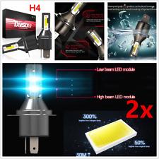 2x Magical 110W H4 Car LED Headlight Headlamp Conversion Bright Bulb Long Life