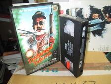 VHS - Dschungel Inferno - Auf der Jagd nach dem weißen Gorilla