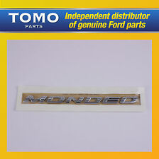 New Genuine Rear Mondeo Badge/Decal/Emblem Mondeo 2014/- 1829192