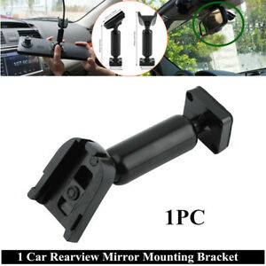 Car Rearview Mirror Mounting Bracket Plastic Cover for Wire