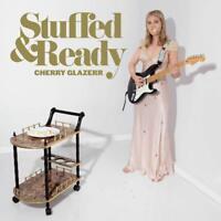 Cherry Glazerr STUFFED & READY +MP3s LIMITED Gatefold NEW RED COLORED VINYL LP