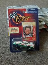 1998 Winners Circle John Force Autographed Bonus car.
