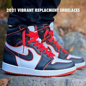 NEW 2021 FLAT REPLACEMENT SHOELACES AWESOME LACES FOR JORDAN AJ BUY 2 GET 1 FREE