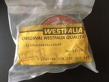 Westfalia Kugellager Anhänger 900001520580 M4-02-11 Schrägkugellager