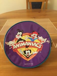 Animaniacs 1998 Pouch / Bag / Case Vintage