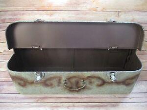 Metal Wall Shelf Or Storage Box