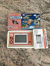 Boxed Nintendo Climber Game And Watch Console DR-106