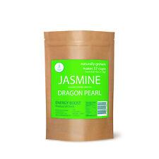 Premium Jasmine Dragon Pearl Green Tea by TeaBayGlobal. Natural Tea. USA Stock