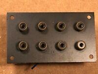 Sony STR-7065 RCA JACK SET - Vintage Receiver Parts STR-7055 STR-7045