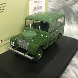 NEW Oxford Diecast 1:43 Land Rover Tickford Two-Tone Green 43TIC001