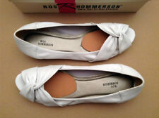 Ros Hommerson Hardrock White Softy Shoes US 11 WW(EE) Wide H-31760 New