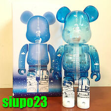 Medicom 400% Bearbrick ~ Sky Tree Town Be@rbrick Sea Version