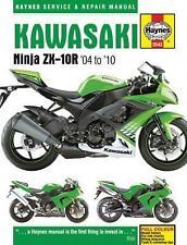 Haynes M5542 Service Repair Manual for 2004-10 Kawasaki ZX-10R 70-0970 274317