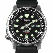 Citizen Promaster Aqualand Automatic Sub Diver's 20bar NY0040-09E