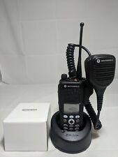 Motorola Xts2500 Model Iii Uhf 380 470 Mhz P25 Digital Astro Fpp Aes 256 Gmrs