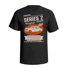 Hillman Super minx Series 2 1962 Retro Style Mens Car T-Shirt