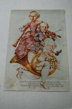 Michael Mathias Prechtl Plakat Musikinstrumentenmuseum HANDSIGNIERT TOP