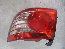 2006 HYUNDAI ELANTRA CDX CRTD 2.0  NSR PASSENGER SIDE REAR REAR LIGHT CLUSTER