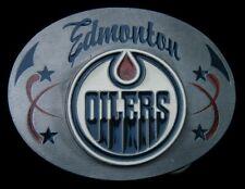Edmonton Oilers Limited Edition Belt Buckle #2026/5000 Sikiyou New!