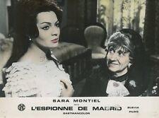 SARA MONTIEL LA REINA DEL CHANTECLER 1962 VINTAGE LOBBY CARD #4