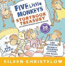 Five Little Monkeys Storybook Treasury (A Five Little Monkeys Story) Christelow,