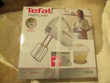 Tefal Handrührgerät Prep'line 450 W mit Quirl und Knethaken NEU und OVP