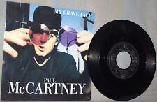 "The Beatles-Paul McCartney-45 RPM-7""-Parlophone Records-""My Brave Face"""