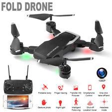 Mini Faltbar Wifi Drone 1080P HD Video Kamera Drohne FPV Quadrocopter Rückkehr