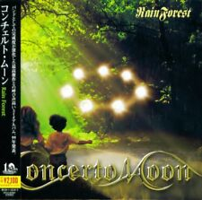 CONCERTO MOON RAIN FOREST JAPAN 2008 MLPS RMST CD - FACTORY SEALED GIFT QUALITY