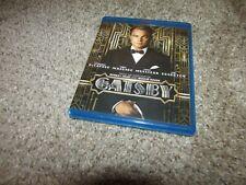 The Great Gatsby (Blu-ray/DVD, 2013, 2-Disc Set) Leonardo Dicaprio, Isla Fisher