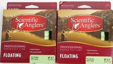 Lot of 2 Spools Scientific Anglers #8 Weight Floating Fly Line Wholesale, New
