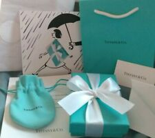 Tiffany & Co. Gift Packaging◇Pouch, Iconic Blue Box, Bag, Ribbon, Card & More😄