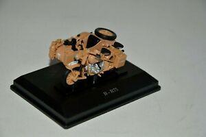 BMW B-R75 MOTORCYCLE CARARAMA 1 43 SCALE DIECAST MODEL. NEW