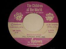 Sharon Cummings~Children of the World~Barbara Cummings~The Prophet's Vision
