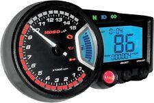 Koso North America BA010001 RX-2 GP-Style Speedometer