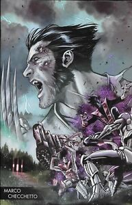 Hunt For Wolverine Comic 1 Cover B Young Guns Variant  Marco Checchetto 2018