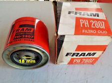 FILTRO OLIO FIAT 124 -128-125-132 -238-241-LANCIA BETA-ALFA ROMEO-Fram PH 2807 -