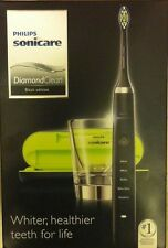Philips Sonicare DiamondClean Toothbrush.Limited Black Edition. Model HX9352/04
